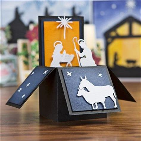Pop Up Nativity Card Template by 17 Best Images About Cards Ideas On Cricut
