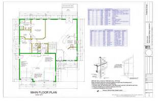 free cad floor plans autocad house plans free 171 unique house plans
