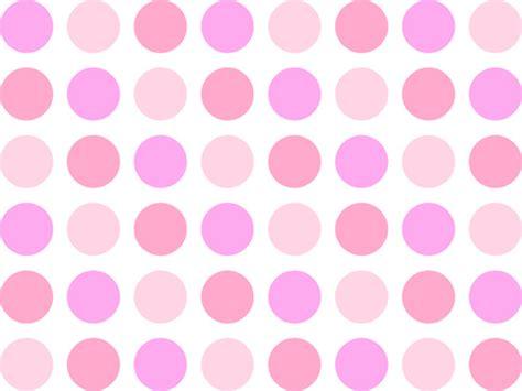 wallpaper pink dots pink polka dot background image for desktop wallpaper or