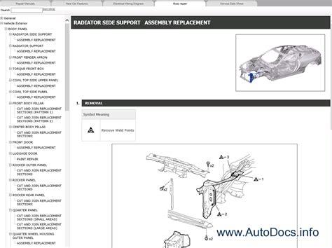 service manuals schematics 2010 lexus is f on board diagnostic system lexus lc500 repair manual