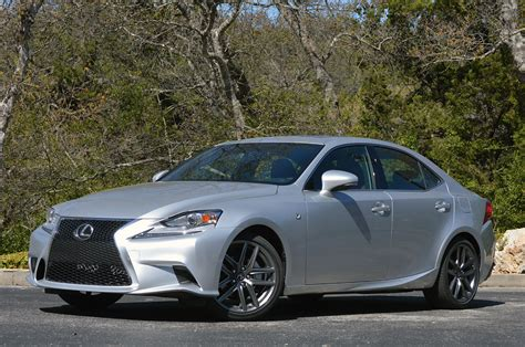 lexus is350 2014 lexus is350 f sport review