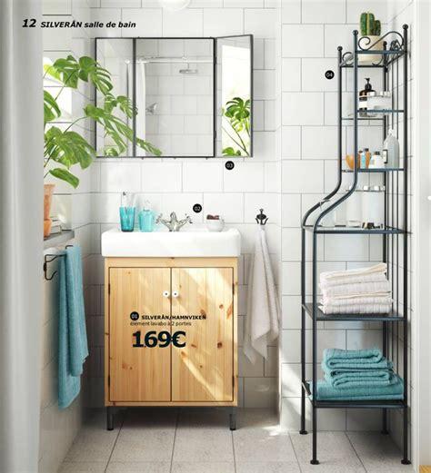Ikea Silveran by Salle De Bains Ikea Le Nouveau Catalogue 2017 Est En