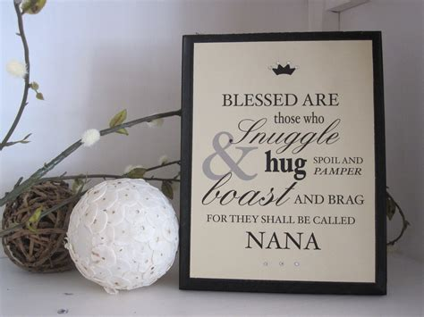 nan gifts for grandmother typography quote personalized gift by