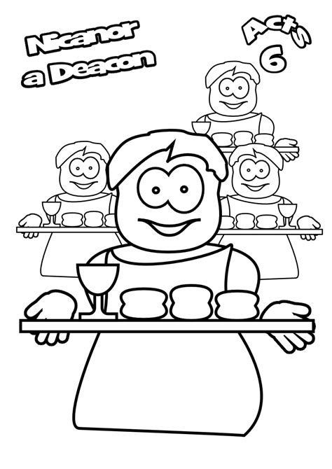 Free Coloring Pages Of Sauls Conversion Saul On The Road To Damascus Coloring Page