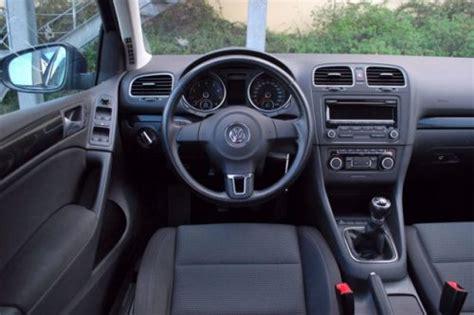 golf 6 interni volkswagen golf 6 vi 2008 2013 tutti i problemi e le