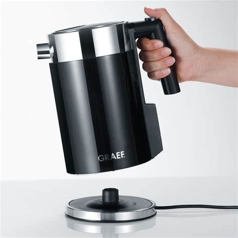 Graef Kettle And Toaster Graef Wk702 1 5l Kettle Multi Temperature Settings And