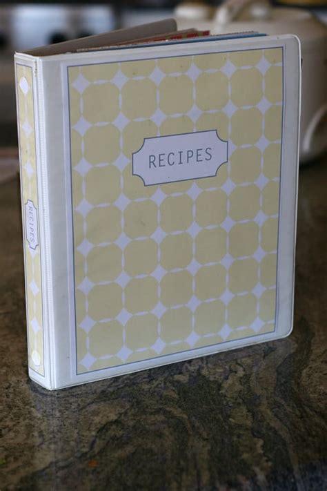 recipe binder pretty prudent