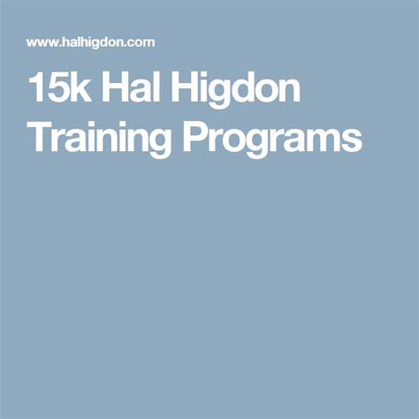 hal higdon couch to 5k best 20 hal higdon ideas on pinterest 15k training