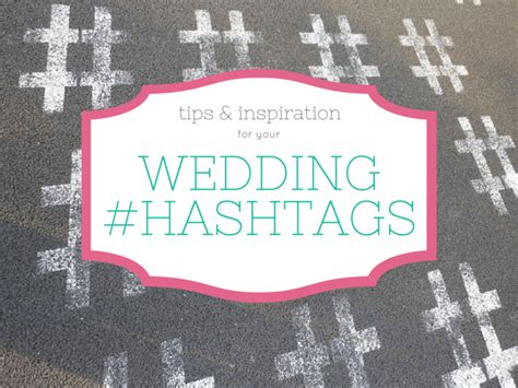 Wedding Day Hashtag Generator by We Ll Be Your Free Wedding Hashtag Generator Go