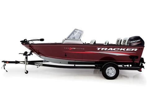 rapid city boat dealers new 2018 tracker pro guide v 175 combo power boats