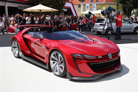 volkswagen gti roadster volkswagen gti roadster vision gran turismo revealed at