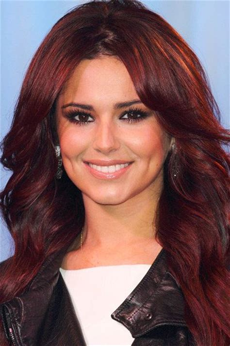 celebrities with auburn hair and are young red hair color guide