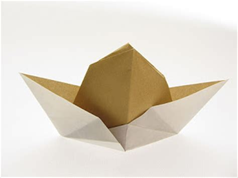 How To Make A Cowboy Hat With Paper - origami origami cowboy hat