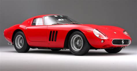 the most comfortable car in the world the ferrari 250 gto most expensive car in the world ever