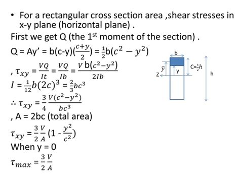 cross sectional area formula cross section area formula 28 images formula above is