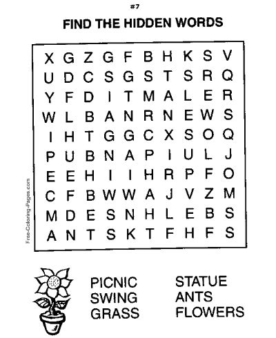 stuffers for word search puzzles and coloring pages ages 4 9 books printable word search puzzles