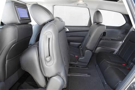 nissan pathfinder seating nissan nv passenger seating configurations