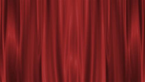 deep red curtains deep red stage curtain metal background stock footage