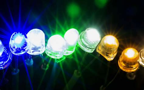 les les led 201 lectroluminescence les led dossier