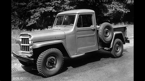 Jeep 4wd Jeep 4wd One Ton Truck