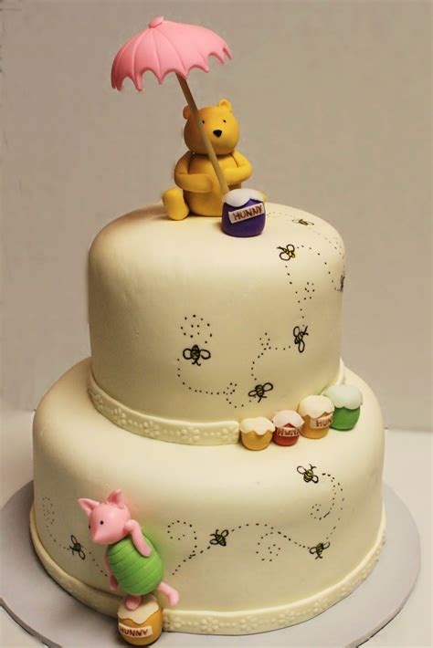 Winnie The Pooh Cake Baby Shower by Winnie The Pooh Baby Shower Simple But Truly Enjoyable
