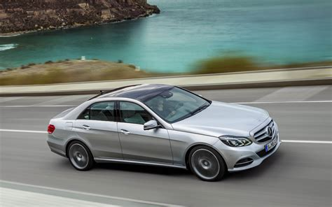first mercedes 2014 mercedes benz e class first look motor trend