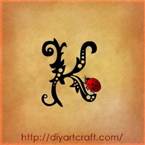 foto tatuaggi lettere in corsivo lettera k stilizzata in corsivo tutti i tatuaggi con la