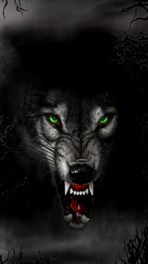 wallpaper iphone 5 wolf angry wolf iphone 5 wallpaper 640x1136