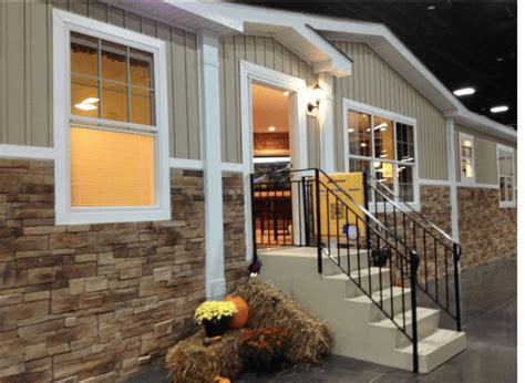 modular home show clayton home show mobile and manufactured home living