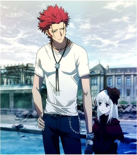 K Anime by Suoh Mikoto K Project Anime K Series