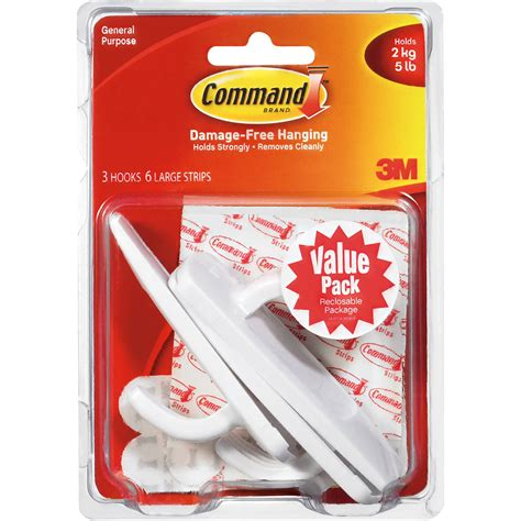 command strips command purely purple small wire hooks 3 hooks 4 clear