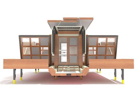 portable house amazing modern mobile home yanko design