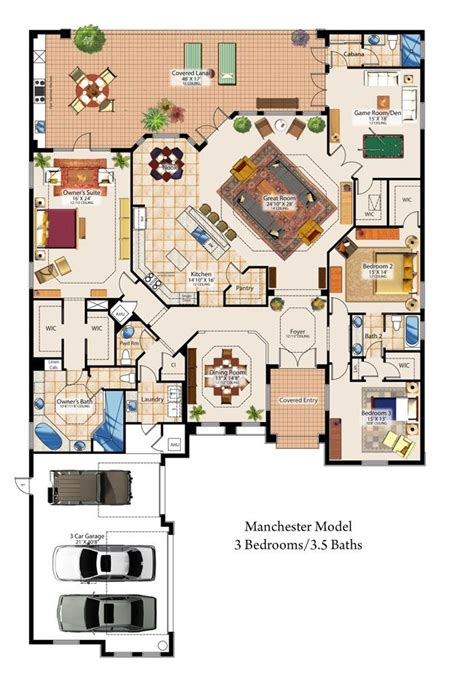 game plan layout 68 best images about sims 4 house blueprints on pinterest