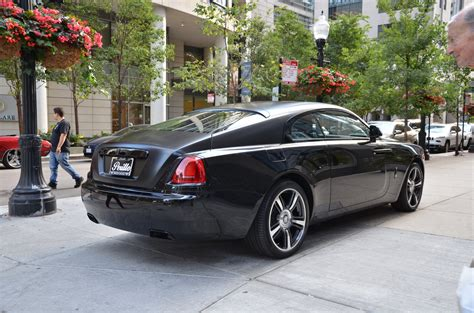 2016 rolls royce wraith stock r415a for sale near