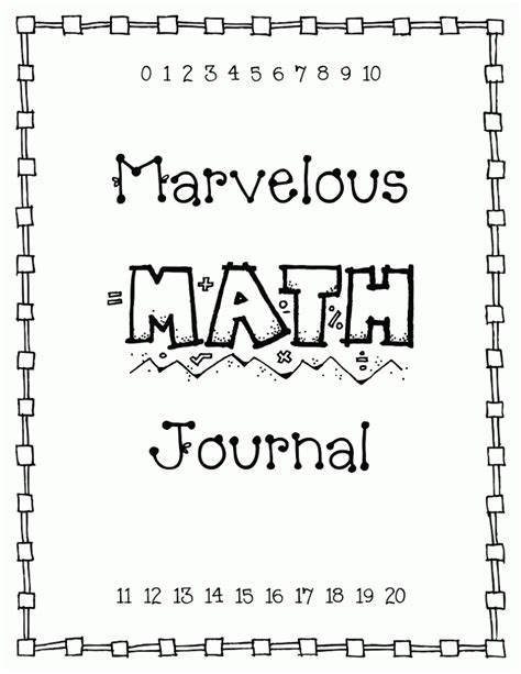 journal covers mrs richardson s class