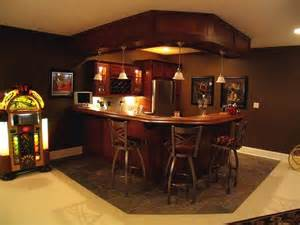 Free End Table Plans Wood by Kitchen And Bars Traditional Basement Indianapolis By Db Klain Construction Llc