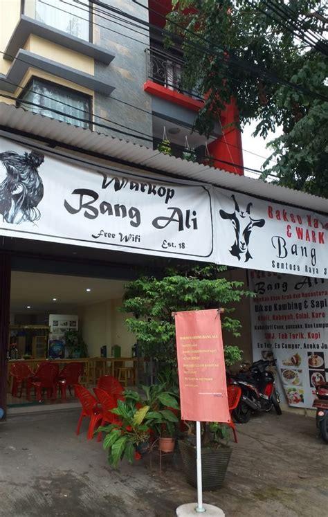 warkop bang ali info kuliner