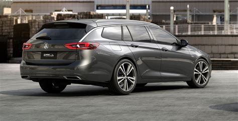 opel commodore 2018 2018 holden commodore sportwagon revealed photos 1 of 12