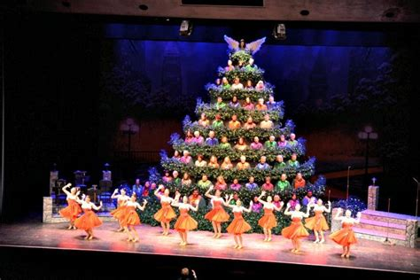 local love the 60th annual singing christmas tree a