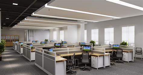 contoh layout kantor terbuka keuntungan dan kerugian tata ruang kantor terbuka open