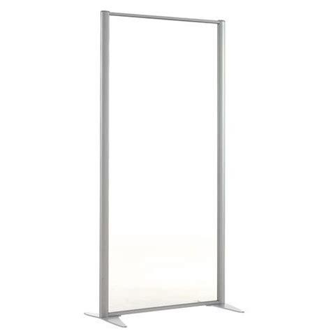 cloison de s 233 paration kp verre hauteur 160 cm