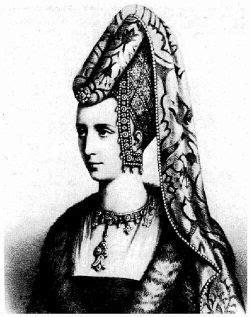 Isabeau de Bavière. - Vivre au Moyen âge