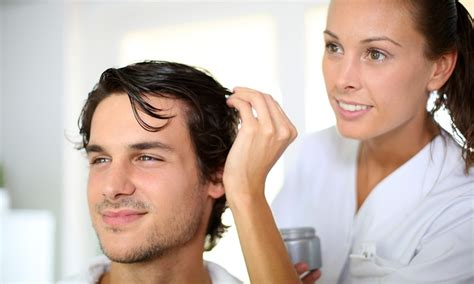 haircut deals portsmouth men s haircut and finish beauty i happynailsuk groupon