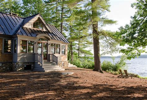 Coastal Cottage Home Plans by Rustic Lake House Home Bunch Interior Design Ideas
