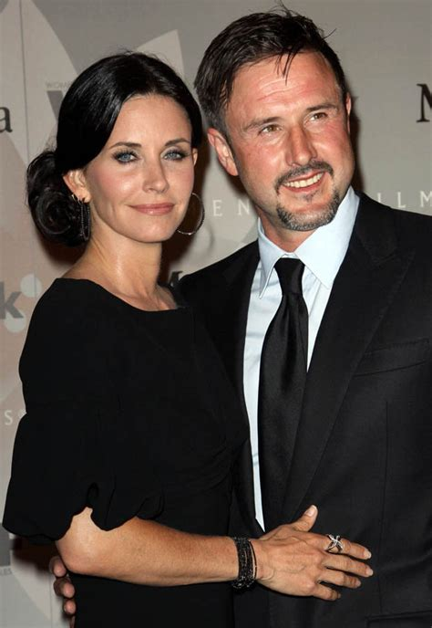 David Arquette Confirms Up Anistons Marriage Mound by Ed Sheeran Hints That Courteney Cox Is Set To