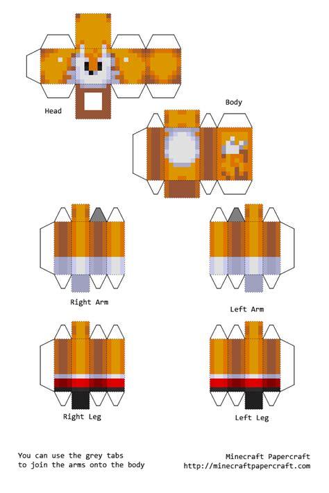 Fox Papercraft - papercraft fox 28 images papercraft quot tails quot
