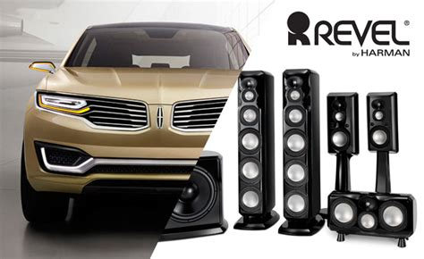 lincoln partners lincoln partners with revel for luxury audio 187 autoguide