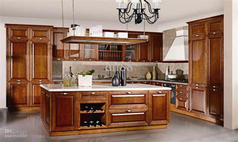 2018 kitchen design service wooden kitchen 2 from dh88