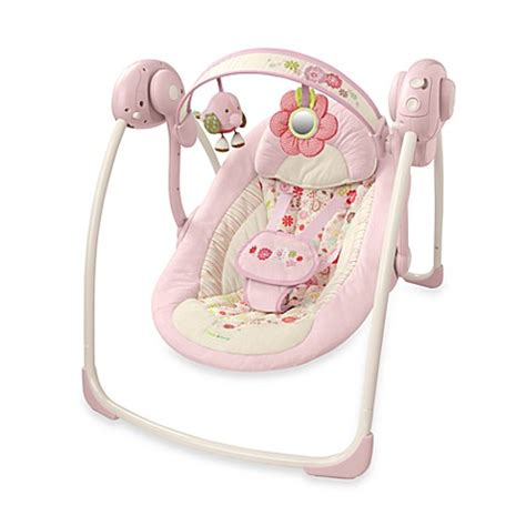 comfort and harmony bright starts swing kids ii 174 bright starts comfort harmony portable swing