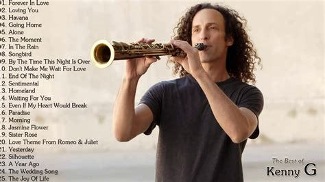 kenny g best of the best of kenny g kenny g greatest hits album